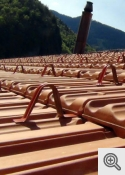 """""""Clay roof tiles"""""""