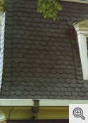 """Decorative cladding with octagons """