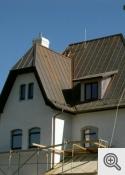 Kupferdächer